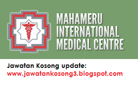 Jawatan Kosong Mahameru Internasional Medical centre
