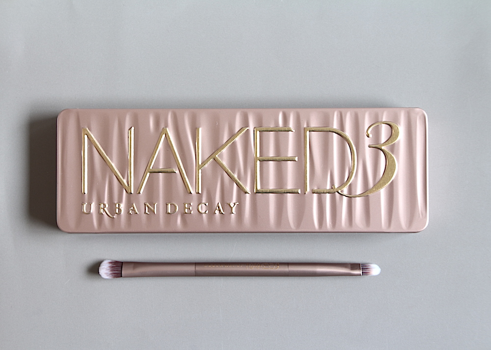 urban decay palette naked 3 swatch avis test