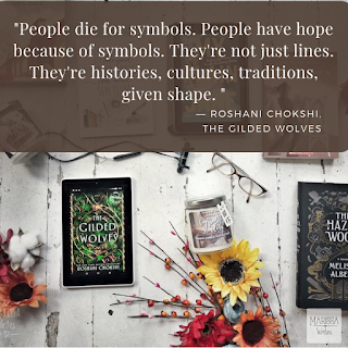 The Gilded Wolves by Roshani Chokshi - a book review on Reading List
