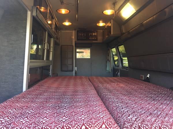 Used RVs 4x4 Adventure Camper Van For Sale by Owner