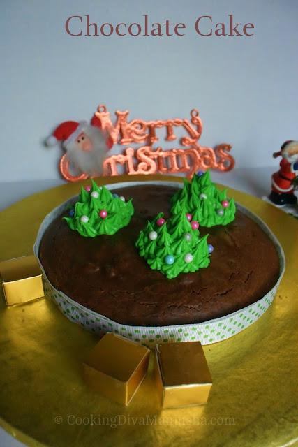 Chocolate Cake Santa Monica