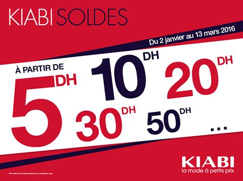 kiabi soldes 2016
