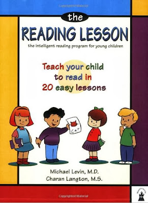 The Reading Lesson - Cover