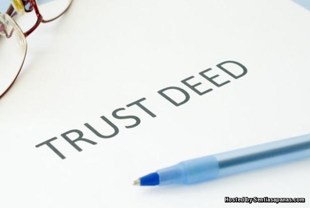 Trust Deed