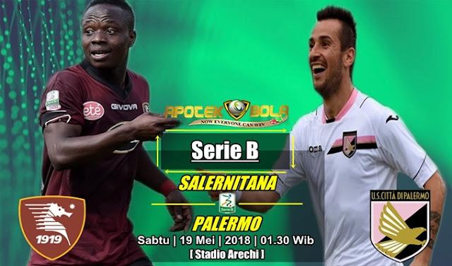 Prediksi Salernitana vs Palermo 19 Mei 2018