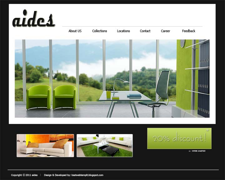 Best Web Templates - Website Templates Design