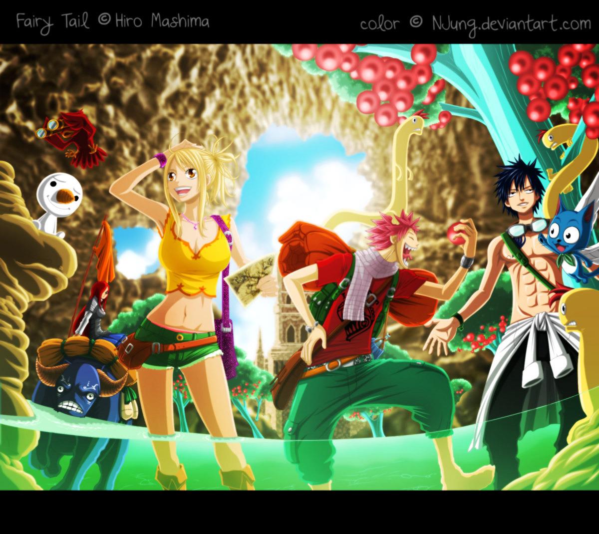 Fairy Tail chap 301 trang 21