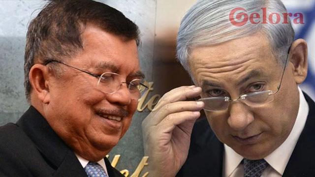 Novel Bamukmin: Umat Tersakiti Pertemuan JK dan PM Israel