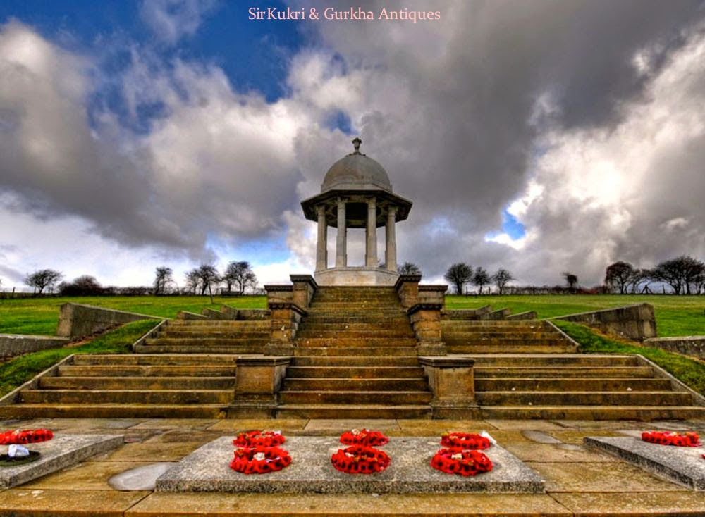 The Chattri Memorial, The first Gurkha Commemoration site in the