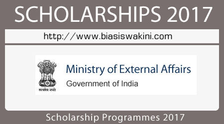 Scholarship Programmes for Diaspora Children 2017
