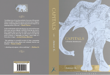 Literary Partners Program: Launch of CAPITALS –A Poetry Anthology on the Capital Cities of the World