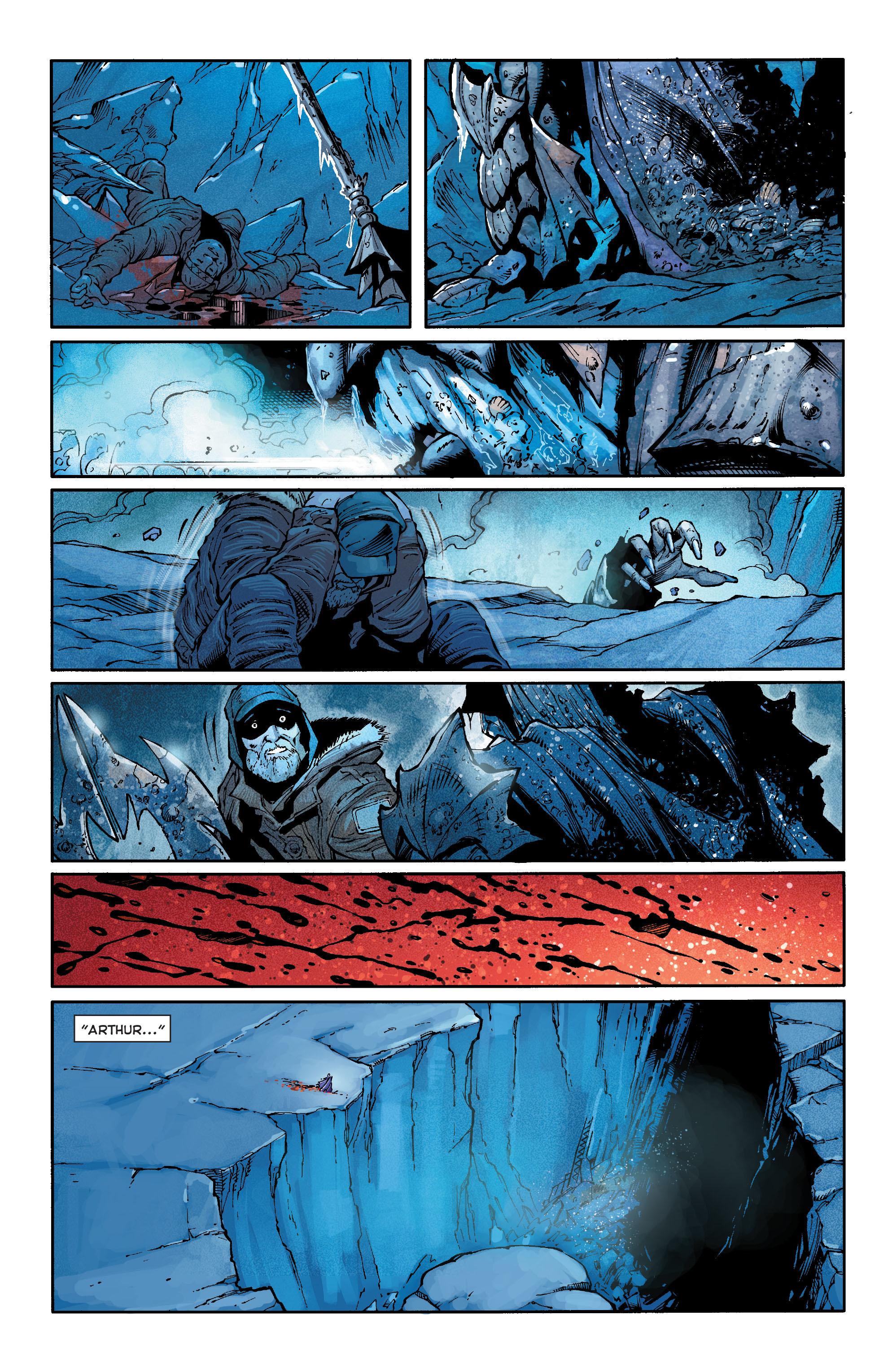 Read online Aquaman (2011) comic -  Issue #18 - 4