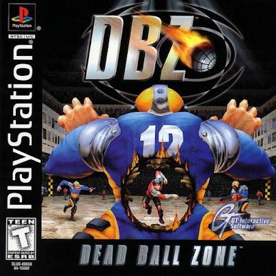 descargar dead ball zone psx mega