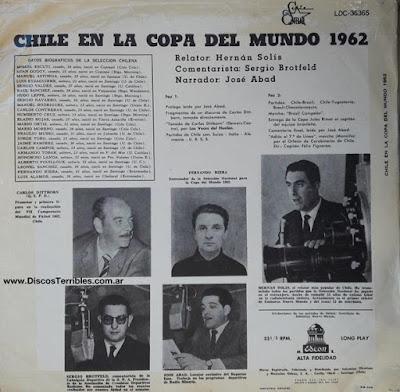 seleccion Chile 62