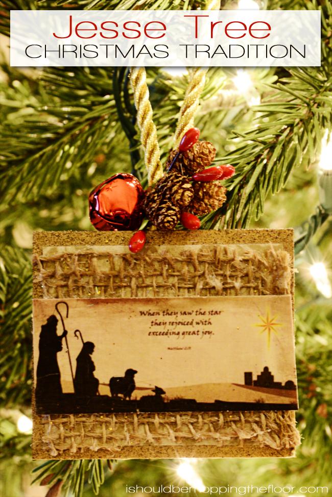 Jesse Tree Christmas