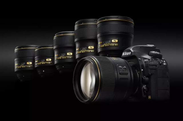 D850 and Nikorr Prime Lenses