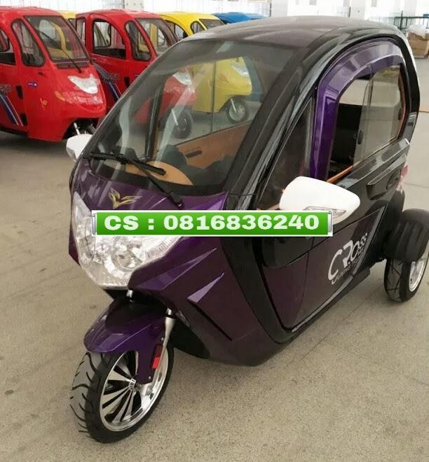 CITY CAR RODA 3 250CC