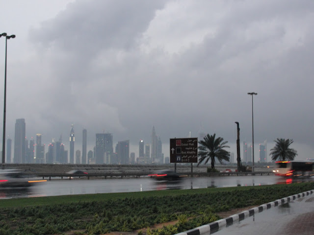 You may wonder why at that spot is therefore much of verbalize Dubai destinations: Is UAE Not Ready for Real Stormy Weather?