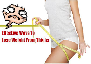 lose weight from thighs