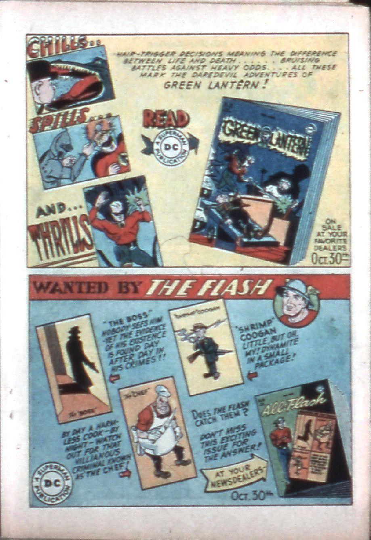 Read online All-Star Comics comic -  Issue #32 - 21