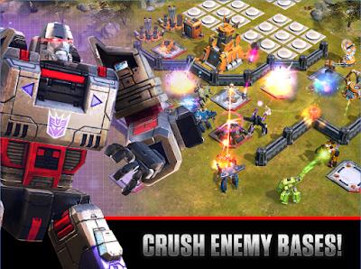Transformers Earth Wars MOD APK 1.38.0.16305