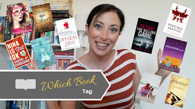 Which Book Tag (Original) #BookTag #BookTube