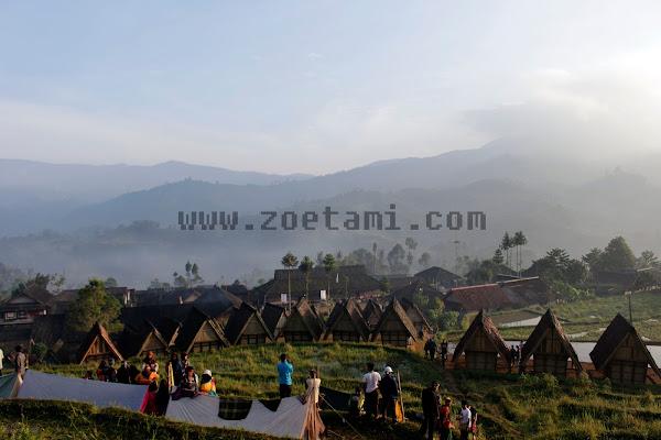 Kampung Adat, Alternatif Liburan di Kawasan Ciletuh-Palabuhanratu UGG