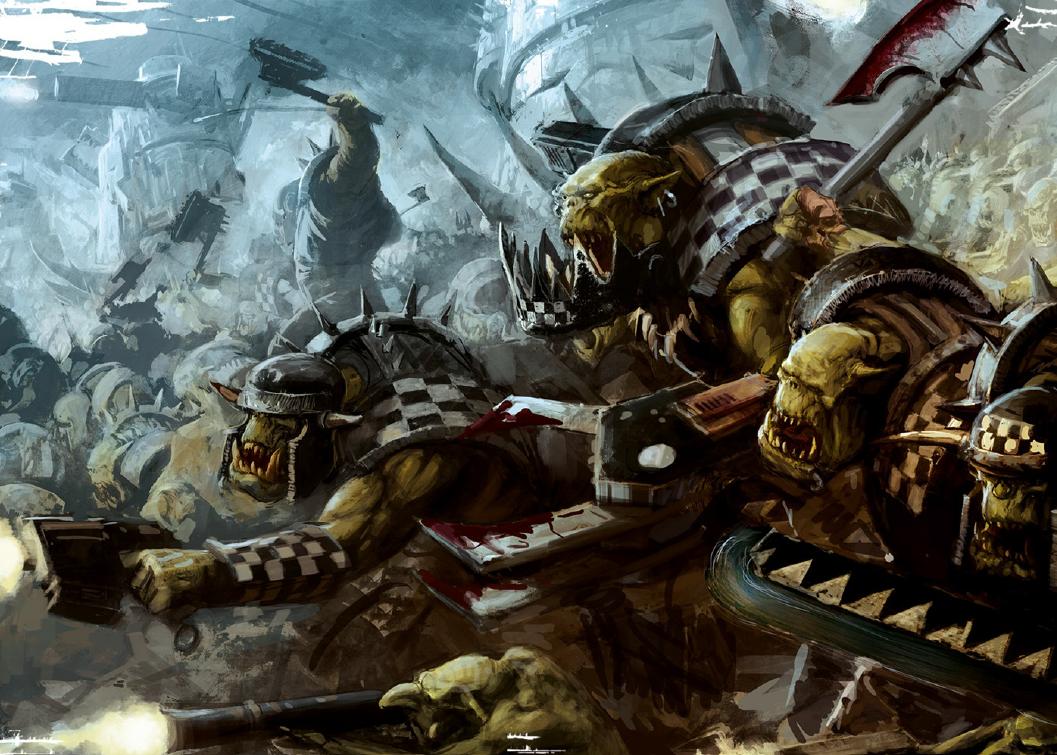 Building An Army List Th Edition Warhammer