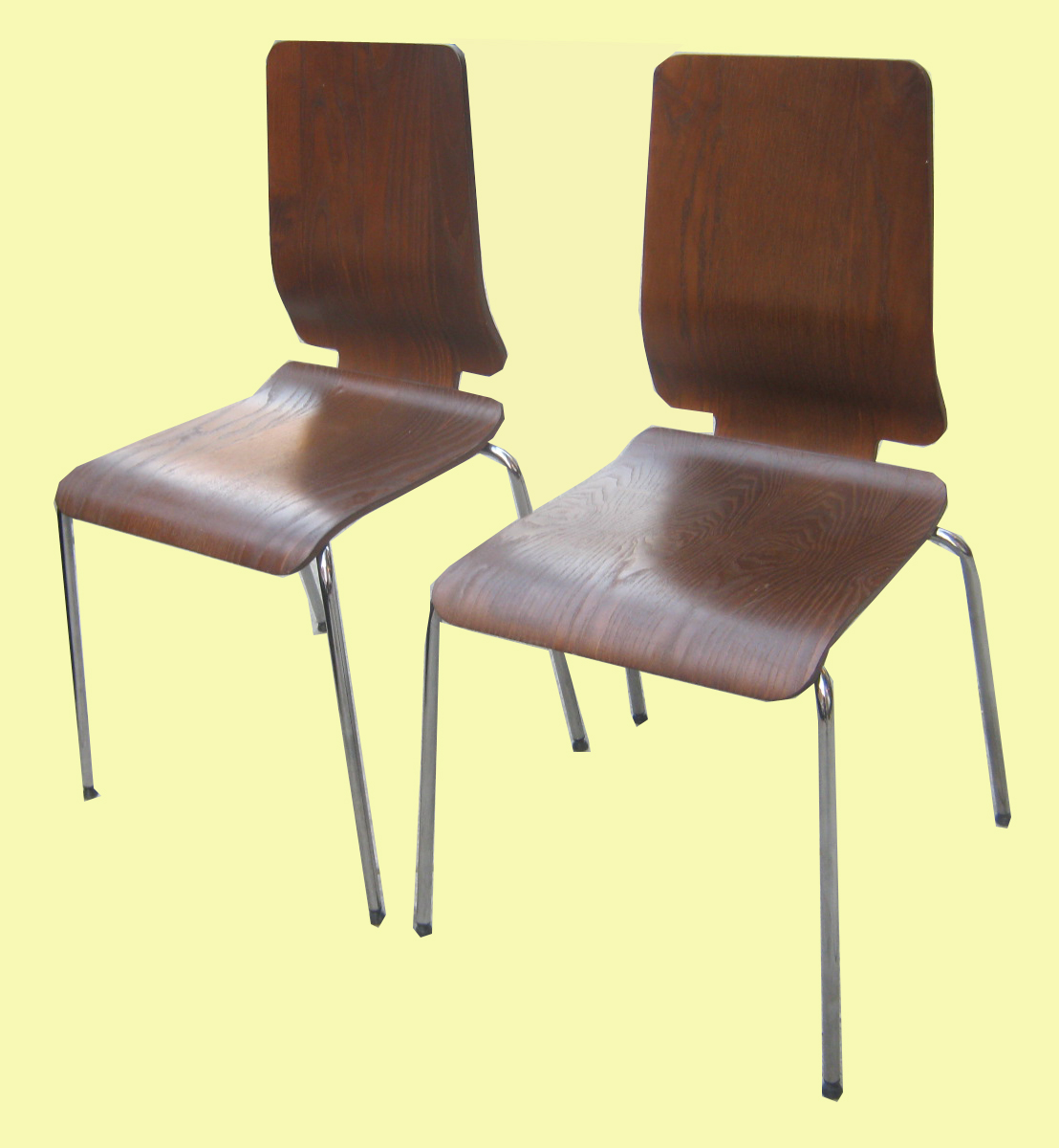 Vintage Style Dining Chairs: Uhuru Furniture & Collectibles: Retro Style DIning Chairs SOLD