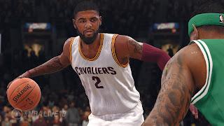 NBA Live 18 PC Wallpaper