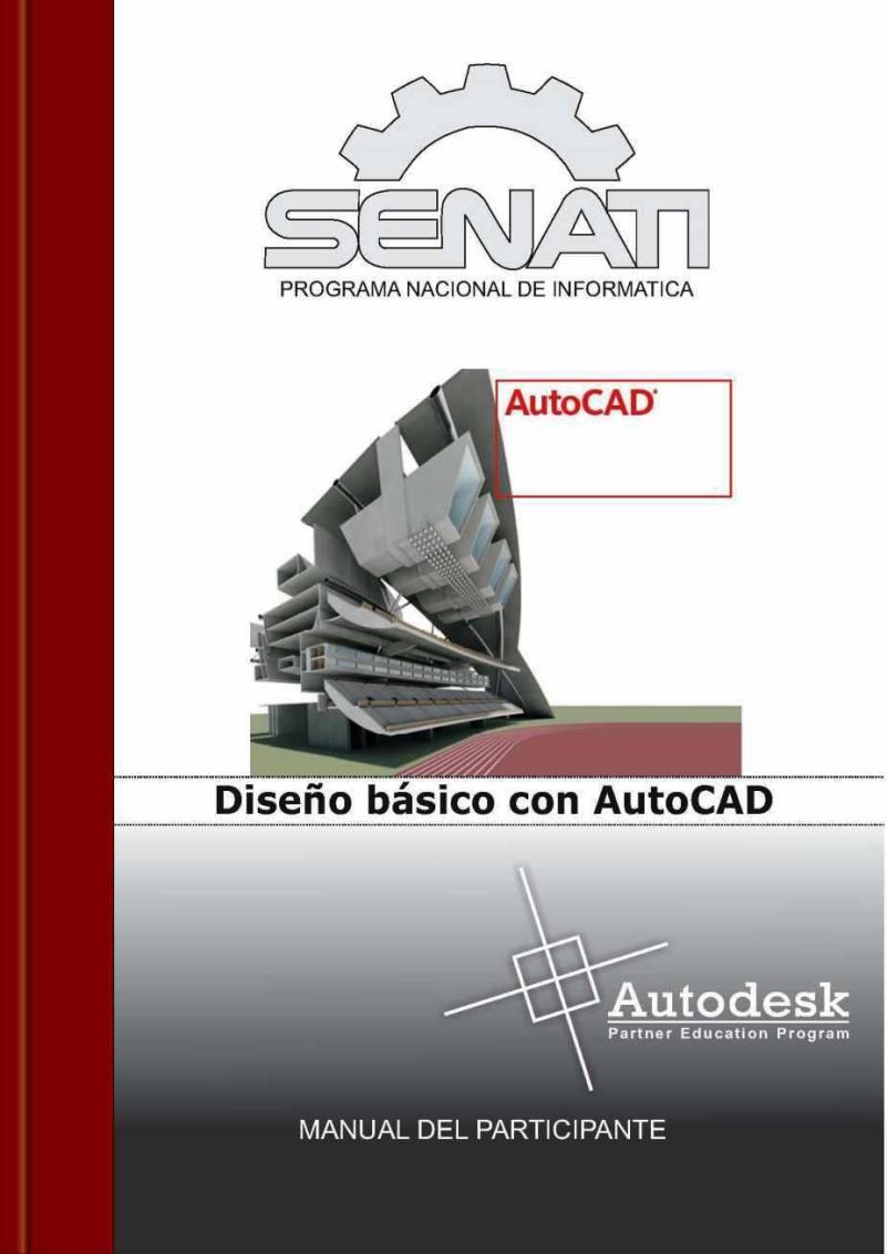 Diseño básico con AutoCAD – SENATI