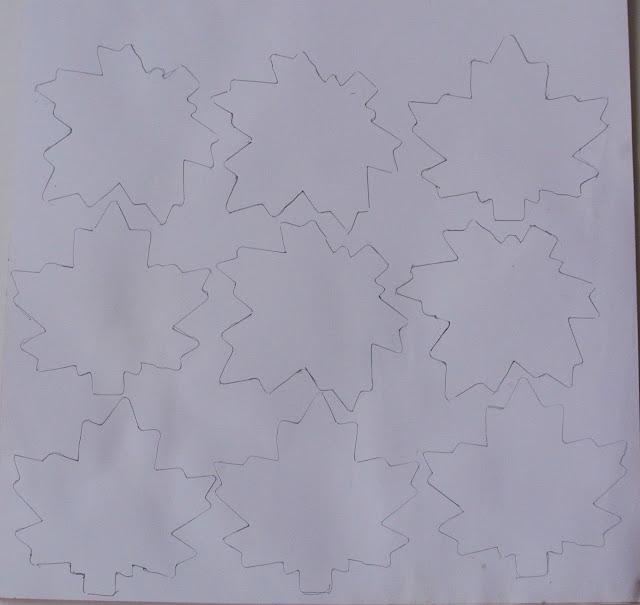 Leaf Cutouts, Paper Crafts