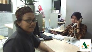Cetak KTA Berbasis E-Money Mandiri, Ansor Ngabul Muter-Muter ke Digital Printing