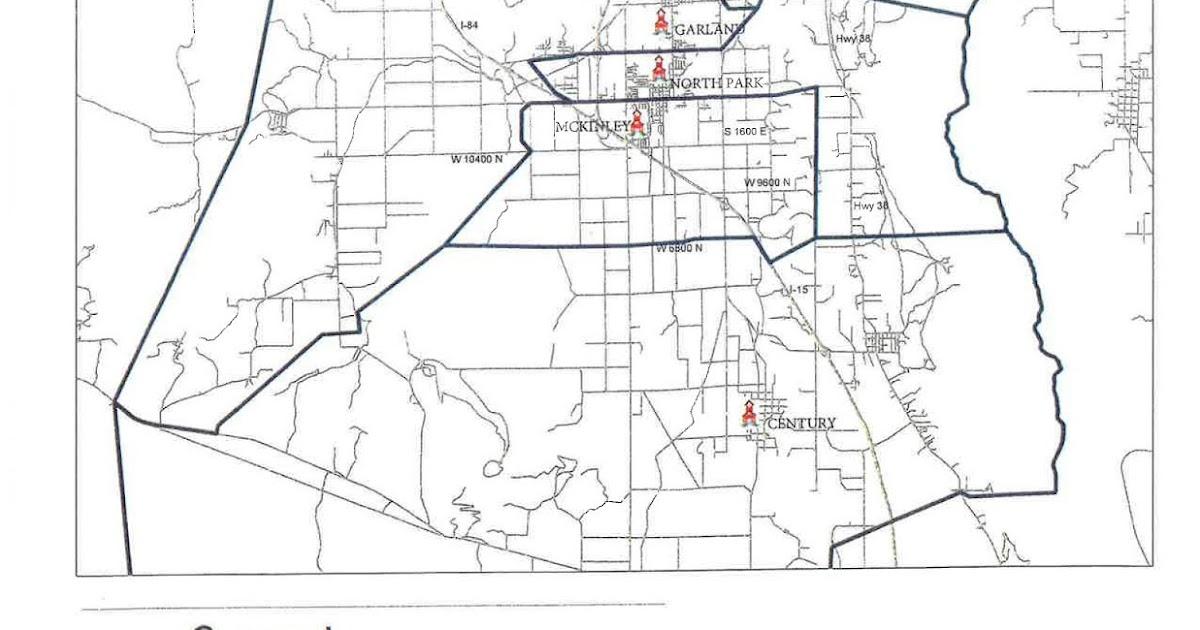 McKinley Elementary Cougars: Boundaries
