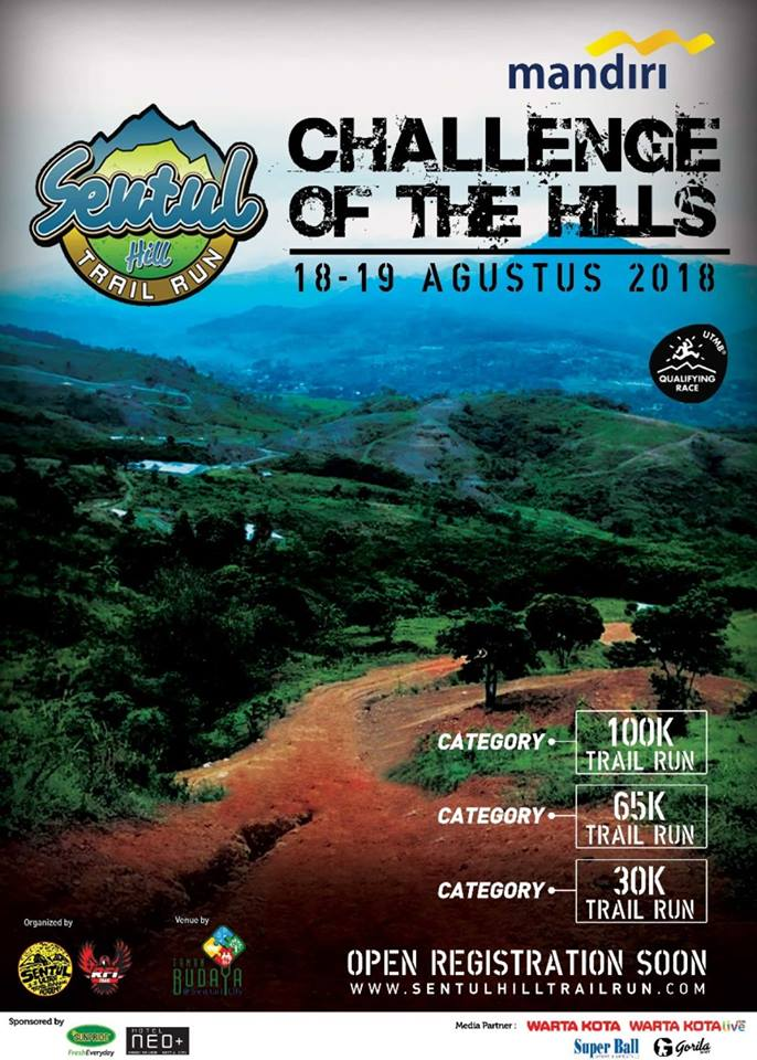 Sentul Hill Trail Run • 2018