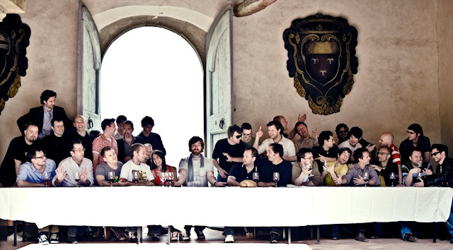 The Last Supper by photographer Pablo Marques
