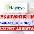 Account Assistant - Hayleys