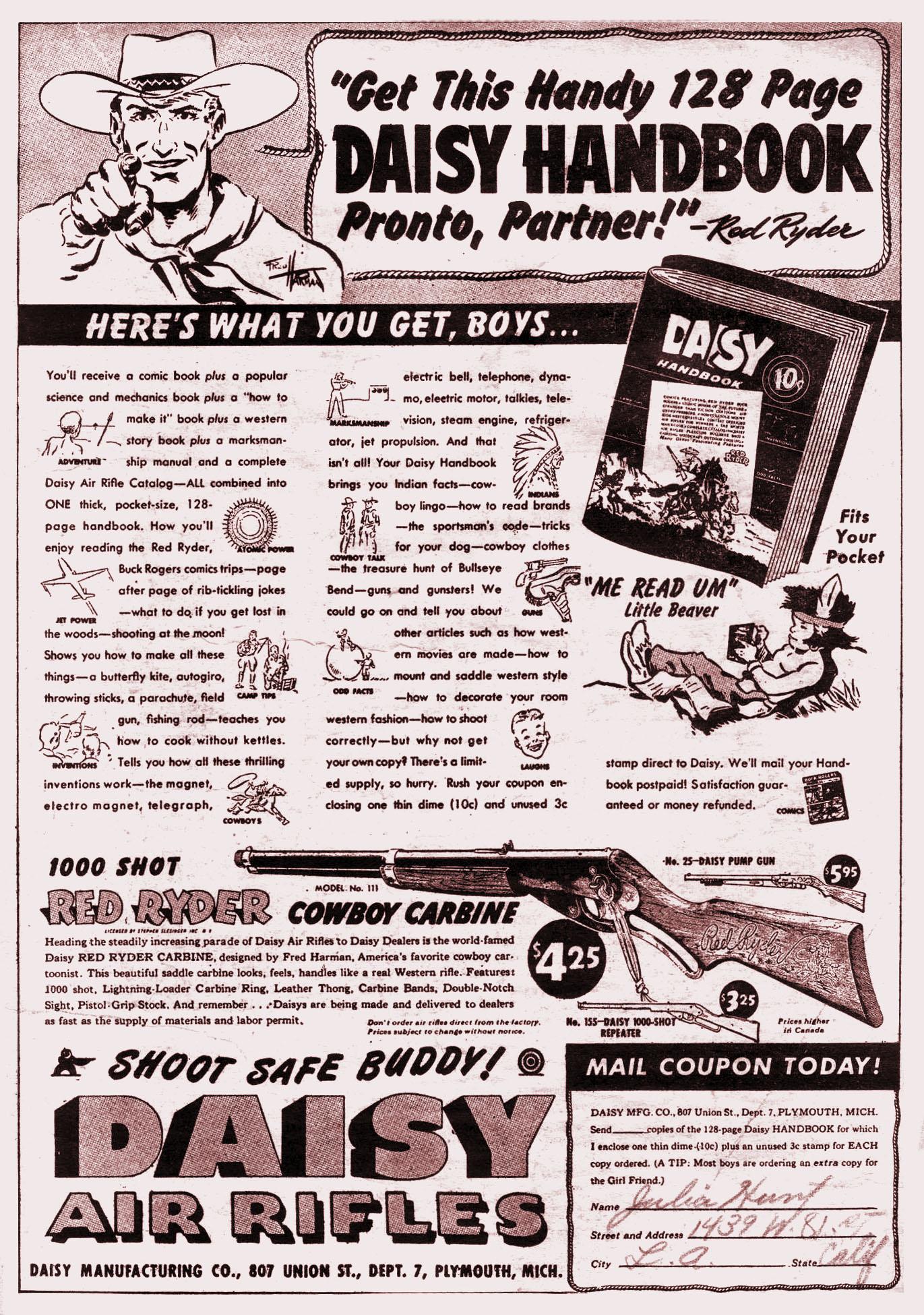 Read online Detective Comics (1937) comic -  Issue #125 - 51
