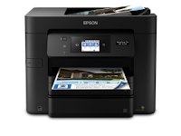 Epson WorkForce Pro WF-4734 Drivers Download and Review