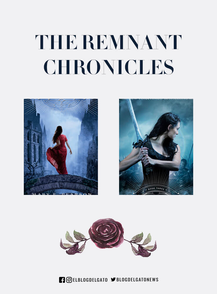 The Remnant Chronicles (Mary E. Pearson)