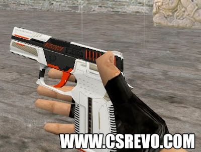 Skin P250 - Mecha Industries - HD CS 1.6, skins csgo