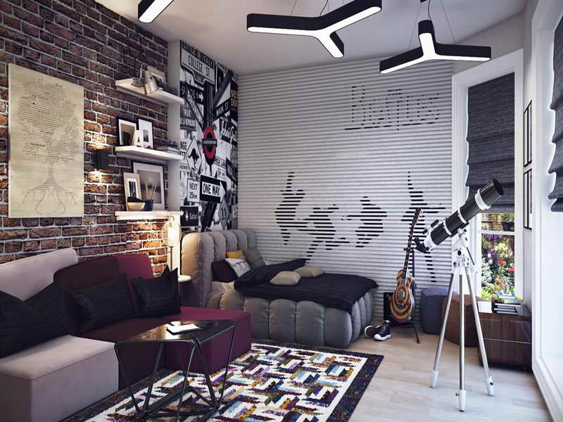 sakojakjs youth room ideas to create eccentric room