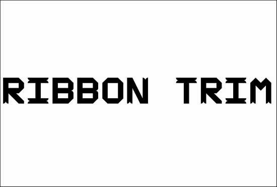 Ribbon Trim