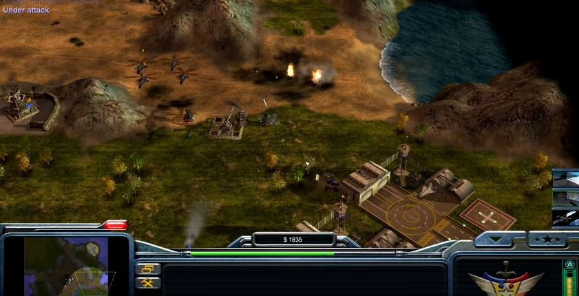 command and conquer generals apk