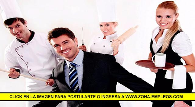 SE BUSCA PERSONAL PARA APERTURA DE BAR