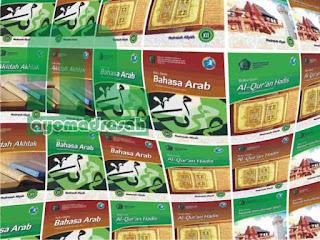 Buku PAI Bahasa Arab MA XII