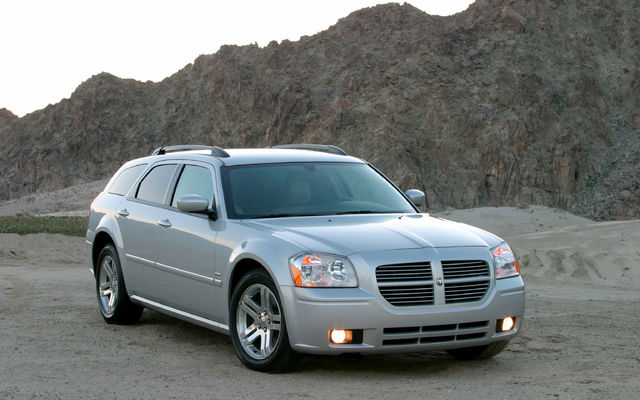 Best Cars Pictures Dodge Magnum