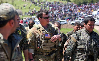 Άγκυρα: Να σταματήσουν οι ΗΠΑ να στηρίζουν την κουρδική πολιτοφυλακή YPG