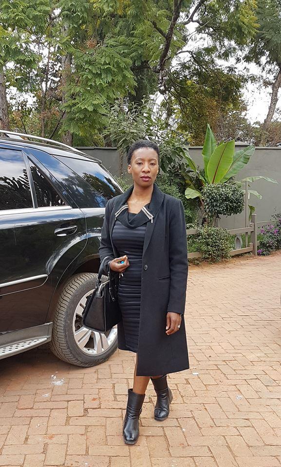 Dudu manhenga latest celebrity