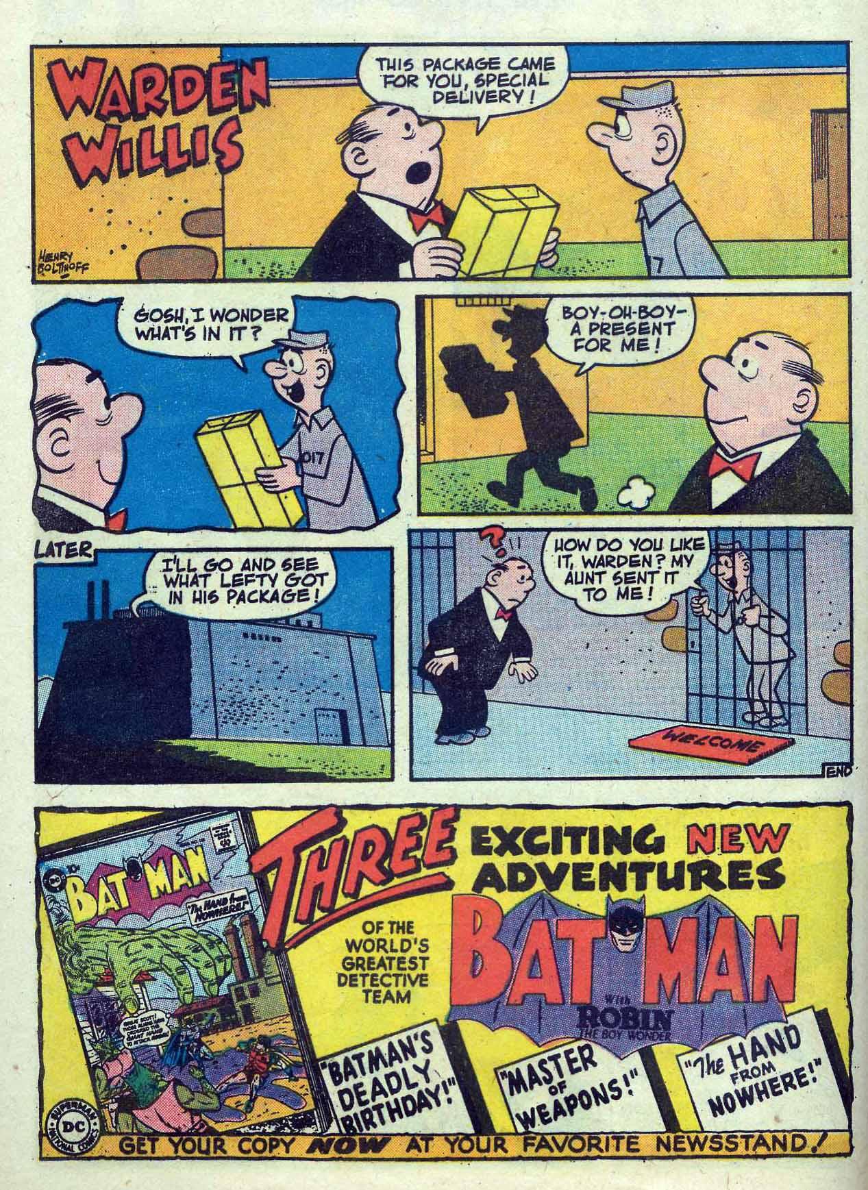 Detective Comics (1937) 277 Page 15